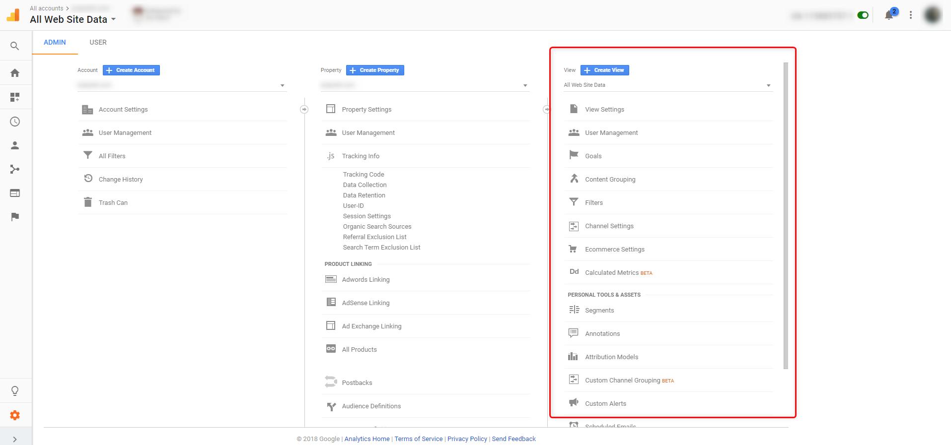 subdomain-filter-in-google-analytics-setup-step-1
